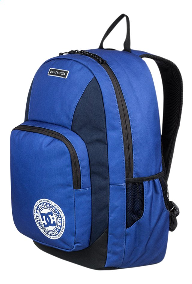 45f93dd4a9e DC Shoes rugzak The Locker M BKPK Nautical Blue | ColliShop