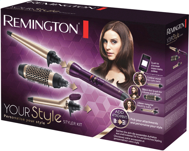 Image pour Remington Multistyler CI97M1 à partir de ColliShop