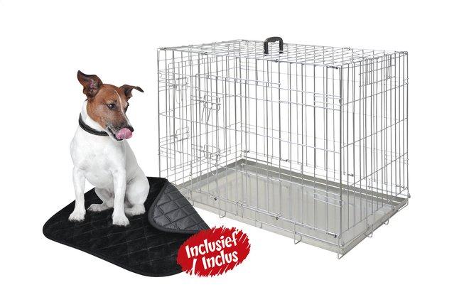 Image pour Cage pour chien avec coussin Lg 78 cm à partir de ColliShop