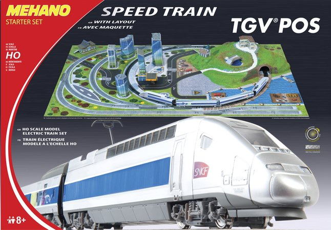 Afbeelding van Mehano TGV POS from ColliShop