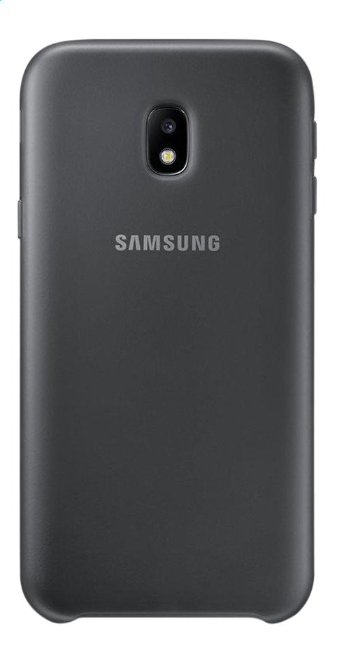 Afbeelding van Samsung cover Dual Layer Galaxy J3 2017 zwart from ColliShop