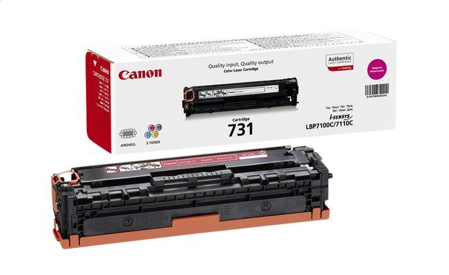 Image pour Canon toner 731 magenta à partir de ColliShop