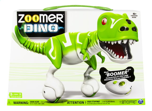 Afbeelding van Spin Master Robot Zoomer Dino Boomer from ColliShop