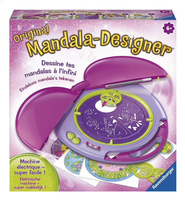 Afbeelding van Ravensburger Mandala-Designer Machine from ColliShop