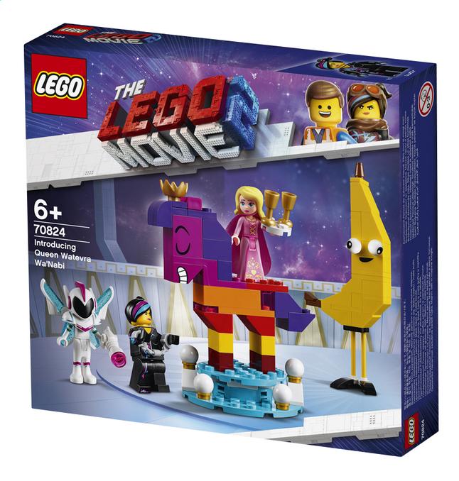LEGO The LEGO Movie 2 70824 La Reine aux mille visages
