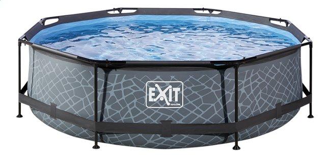 Image pour EXIT piscine Stone Ø 3 m à partir de ColliShop