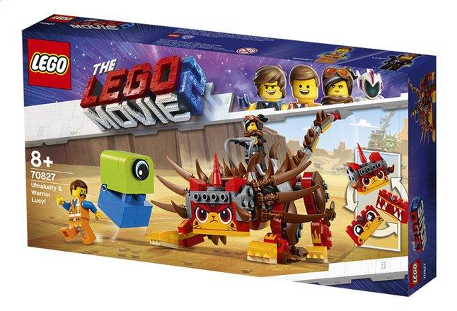 Afbeelding van LEGO The LEGO Movie 2 70827 Ultrakatty & strijder Lucy! from ColliShop