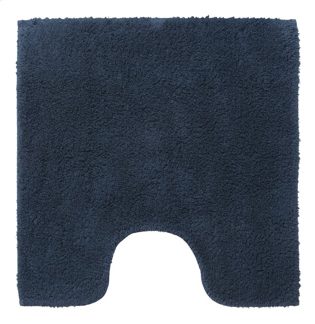 Casilin Tapis de toilette Havana dark denim 59 x 59 cm