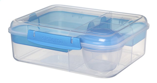 Sistema Lunchbox To Go Bento 1,65 l