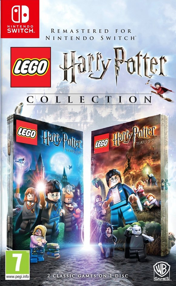 Afbeelding van Nintendo Switch LEGO Harry Potter Collection Years 1 - 7 NL/FR from ColliShop