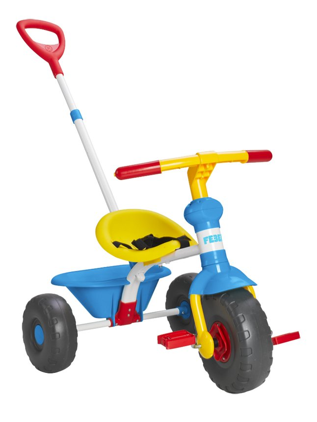 Feber tricycle Baby Trike bleu