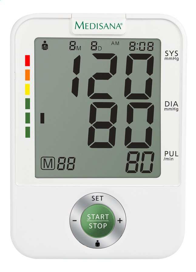 Image pour Medisana Tensiomètre BU A50 à partir de ColliShop