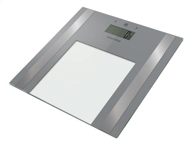 Image pour Salter Pèse-personne/impédancemètre Ultra Slim SA9158SV3R gris argenté à partir de ColliShop