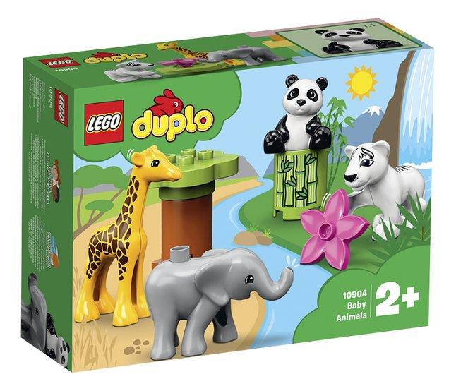 LEGO DUPLO 10904 Les bébés animaux