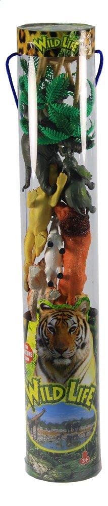 Image pour Tube avec animaux sauvages 56 cm à partir de ColliShop