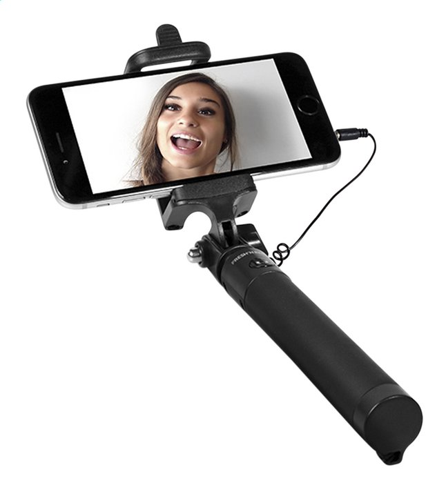 Afbeelding van Fresh 'n Rebel Selfie stick from ColliShop