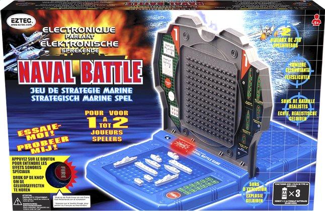 Image pour Combat naval électronique à partir de ColliShop