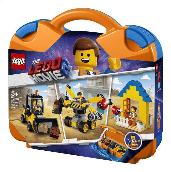 Image pour LEGO The LEGO Movie 2 70832 La boîte à construction d'Emmet ! à partir de ColliShop