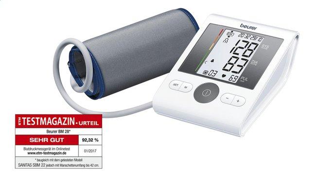 Image pour Beurer Tensiomètre BM28 à partir de ColliShop