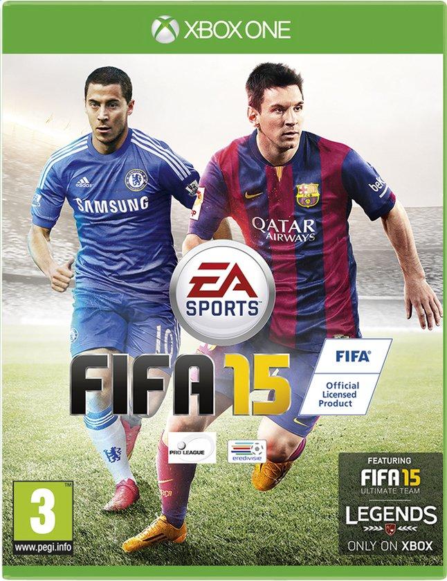 Image pour XBOX One Fifa 15 FR/NL à partir de ColliShop
