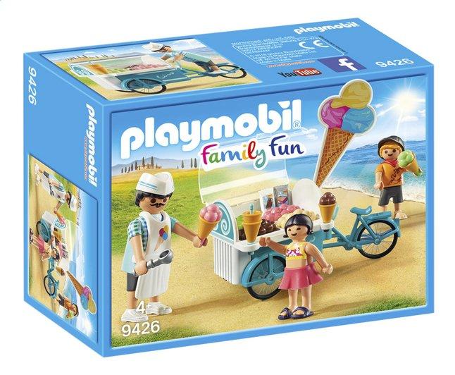 Afbeelding van PLAYMOBIL Family Fun 9426 Ijsjesverkoper from ColliShop