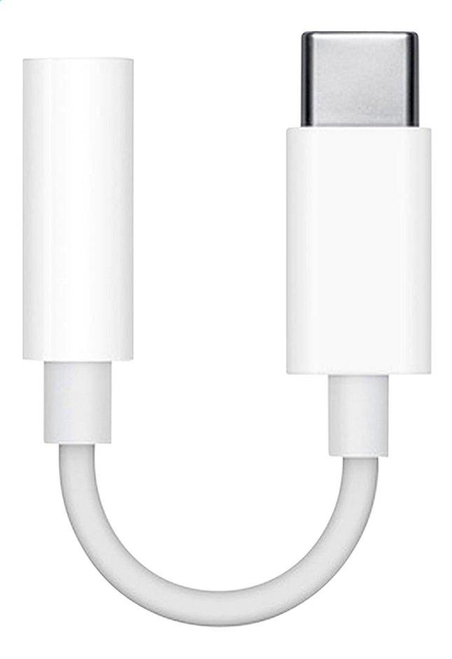 Image pour Apple adaptateur USB-C vers mini-jack 3,5 mm à partir de ColliShop