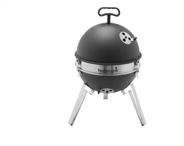 Image pour Barbecook Barbecue au charbon de bois Billy noir à partir de ColliShop
