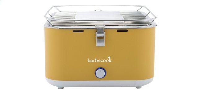 Afbeelding van Barbecook Tafelbarbecue Carlo geel from ColliShop