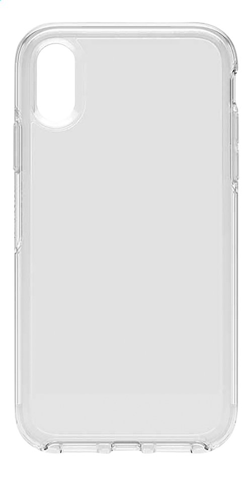 Afbeelding van Otterbox cover Symmetry Clear iPhone Xr transparant from ColliShop