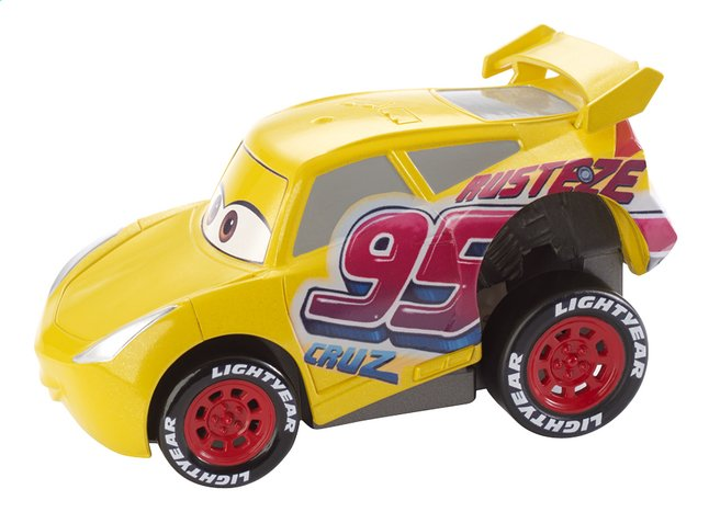 Auto Disney Cars 3 Revvin' action Rust-eze Cruz Ramirez