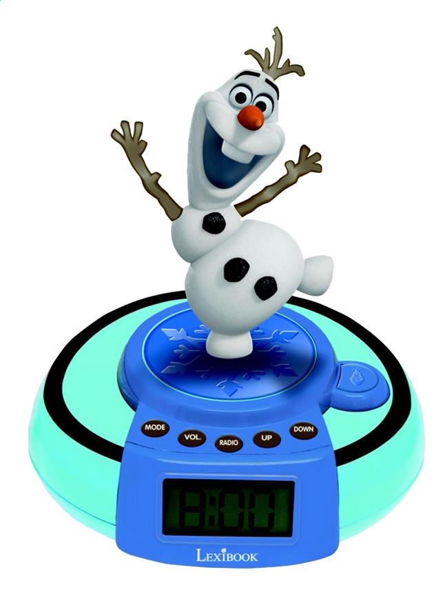 Afbeelding van Lexibook wekkerradio Disney Frozen Jumper from ColliShop