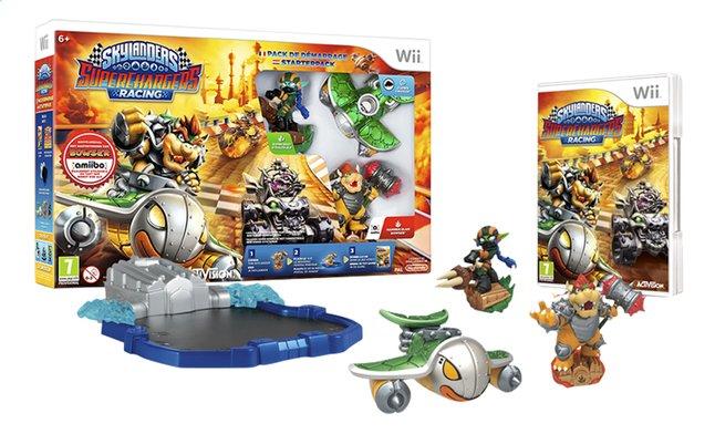 Image pour Wii Skylanders SuperChargers Racing Starterpack FR/NL à partir de ColliShop