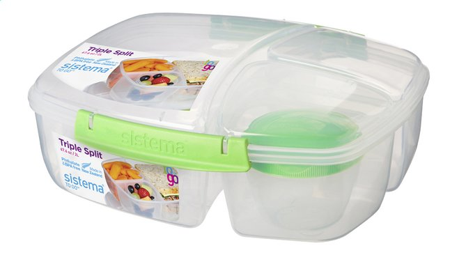 Image pour Sistema Lunchbox To Go à partir de ColliShop