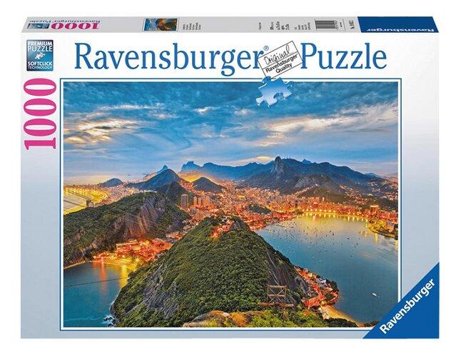 Afbeelding van Ravensburger puzzel Guanabara Bay, Rio de Janeiro from ColliShop