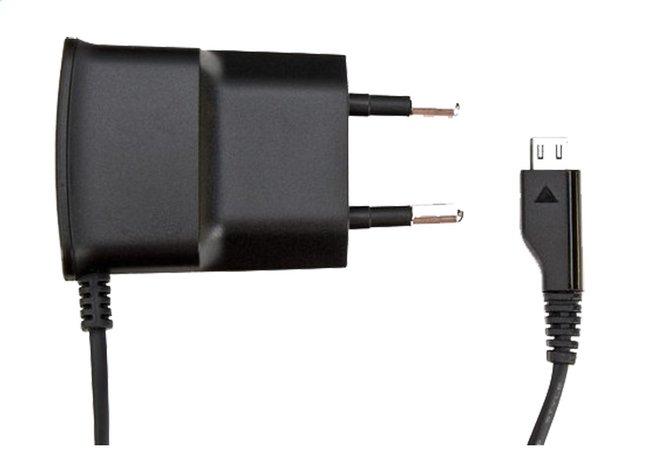 Image pour Samsung chargeur micro-USB noir à partir de ColliShop