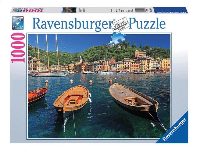 Image pour Ravensburger puzzle Port de Portofino, Italie à partir de ColliShop