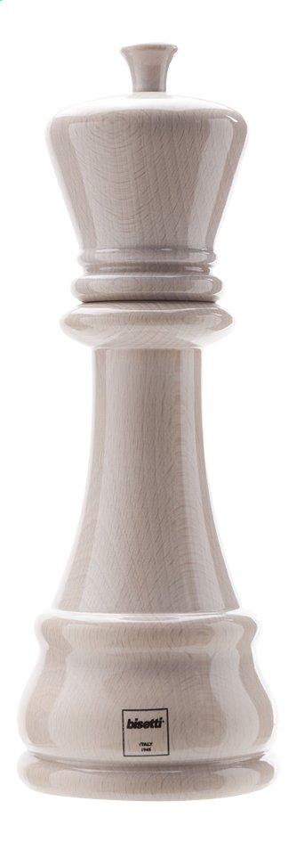 Image pour Bisetti Moulin à aromates Chess King blanc 23 cm à partir de ColliShop