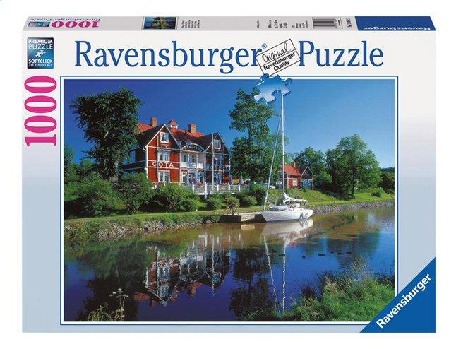 Image pour Ravensburger puzzle Canal Göta, Suède à partir de ColliShop