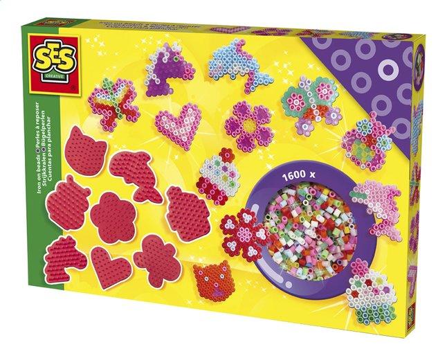 Image pour SES perles à repasser Mini Big Box Girly à partir de ColliShop