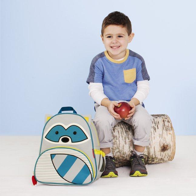 Image pour Skip*Hop sac à dos Zoo Packs raton laveur à partir de ColliShop