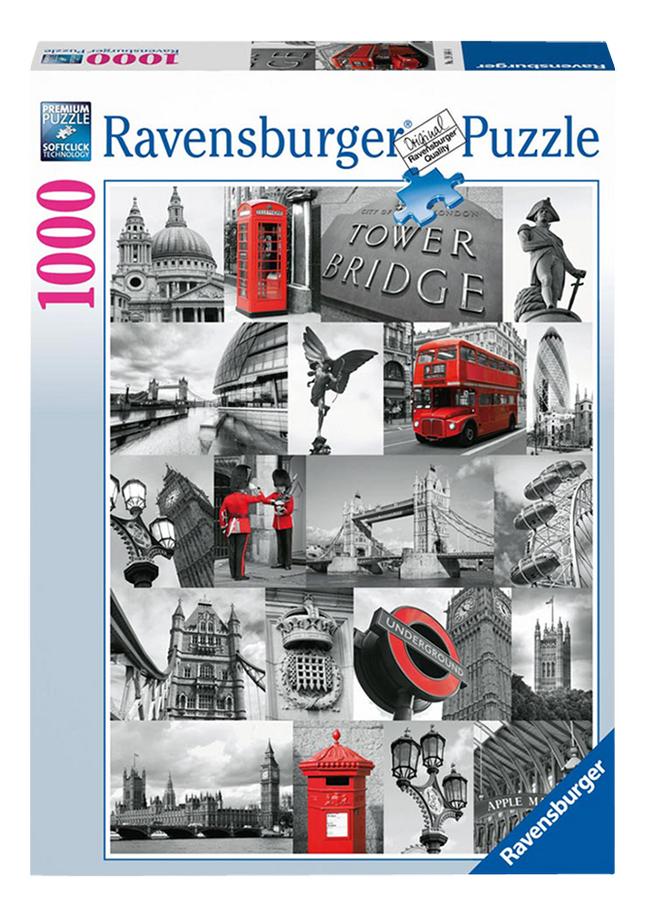 Afbeelding van Ravensburger puzzel Londen from ColliShop