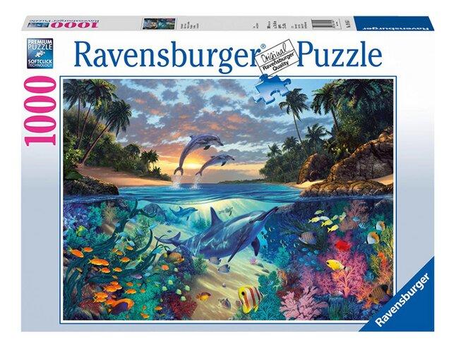 Image pour Ravensburger puzzle Baie de coraux à partir de ColliShop