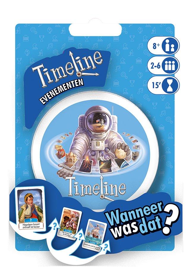 Afbeelding van TimeLine Evenementen from ColliShop