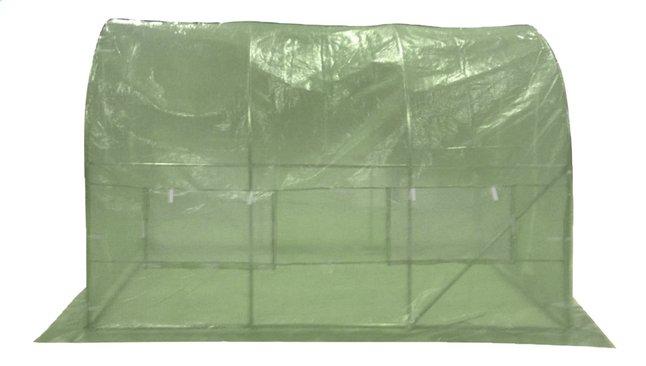 Image pour Serre tunnel Leno 6 m² à partir de ColliShop