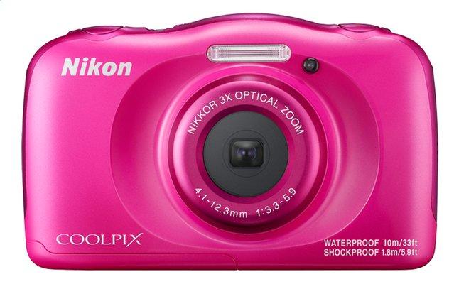 Image pour Nikon appareil photo numérique Coolpix W100 rose à partir de ColliShop