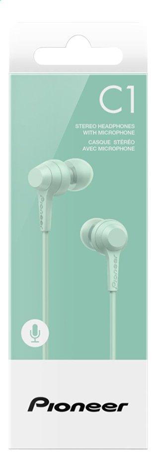 Image pour Pioneer écouteurs SE-C1T Mint à partir de ColliShop