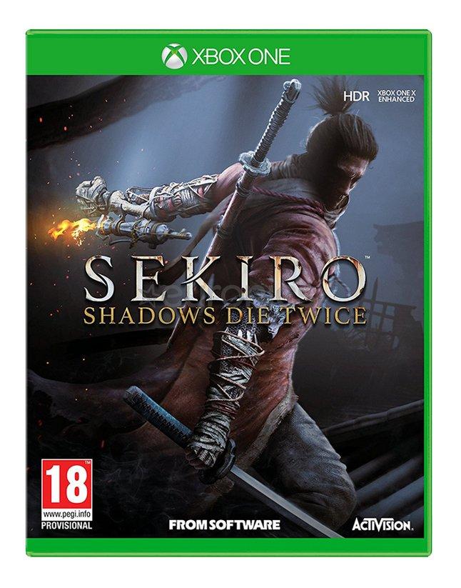 Xbox One Sekiro Shadows Die Twice ANG