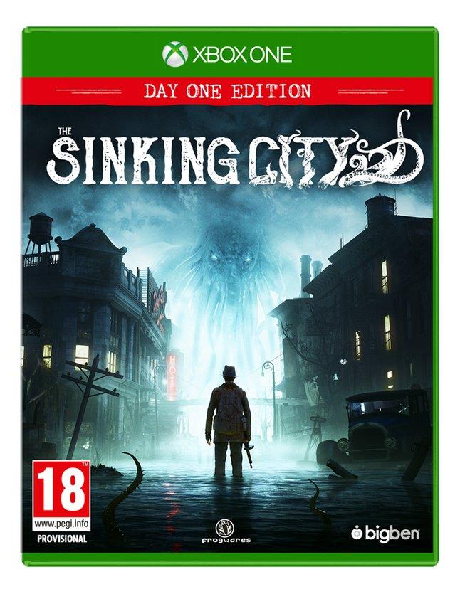 Image pour Xbox One The Sinking City FR/NL à partir de ColliShop