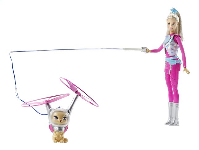 Afbeelding van Barbie mannequinpop Star Light Avontuur met Pupcorn from ColliShop