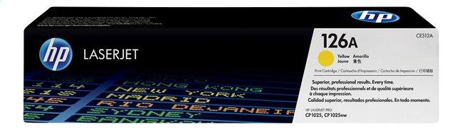 Afbeelding van HP Toner 126A geel from ColliShop